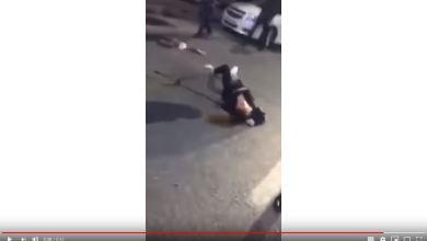 ДТП в Самарканде Lacetti сбил студенток на регистане