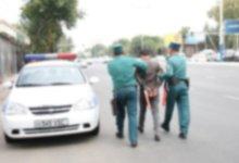 задержан угонщик автомобиля в Ташкенте