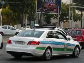 Автомобиль из кортежа президента Узбекистана с номером 01 710 VSC - Mercedes-Benz Мерседес-Бенц E-Klasse