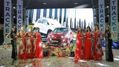 GM Uzbekistan продал больше 1000 Chevrolet Tracker за 10 дней