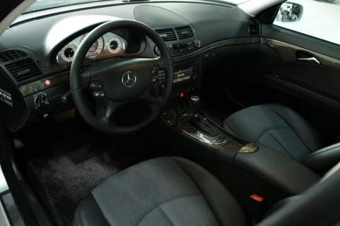 Mercedes-Benz W211 E200 Avantgarde / 2008 год / пробег: 145 000 / цена: 22 000 $