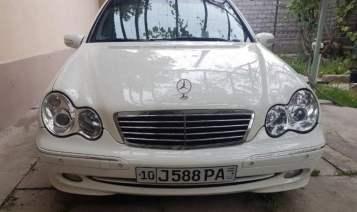 Mercedes-Benz W203 E250 / 2006 год / пробег: 209,00 км / цена: 15,700$