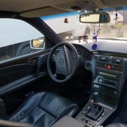 Mercedes-Benz W210 E200 МКПП / 1998 год / пробег: 260,000 км / цена: 9,500$
