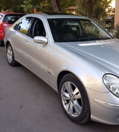 Mercedes-Benz W211 Дизель АКПП / 2002 год / пробег: 163,000 км / цена: 13,000$