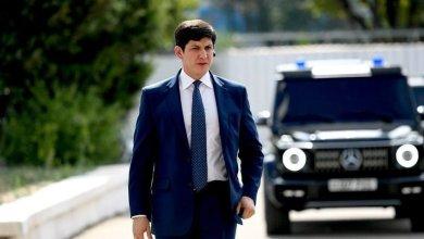 Заместитель главы службы безопасности президента Узбекистана Отабек Умаров