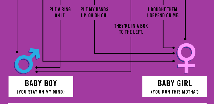 What is the Gender of Beyoncé's Unborn Child: The Flowchart ...