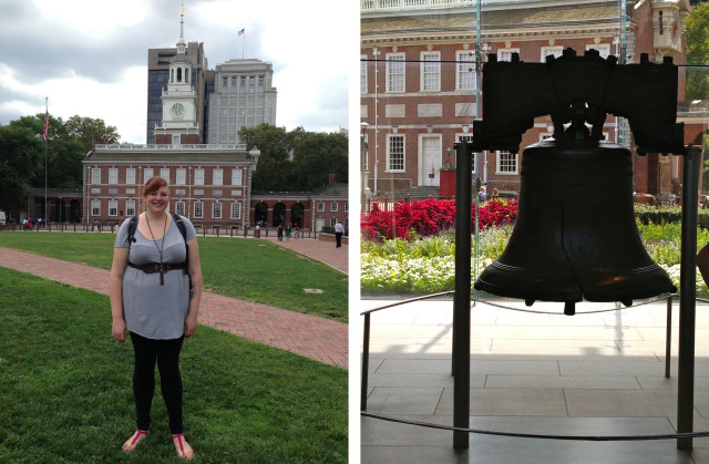 Independence Hall / Liberty Bell