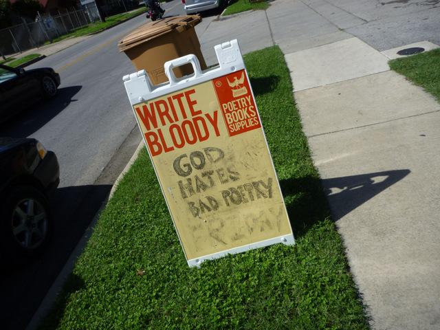 writebloody