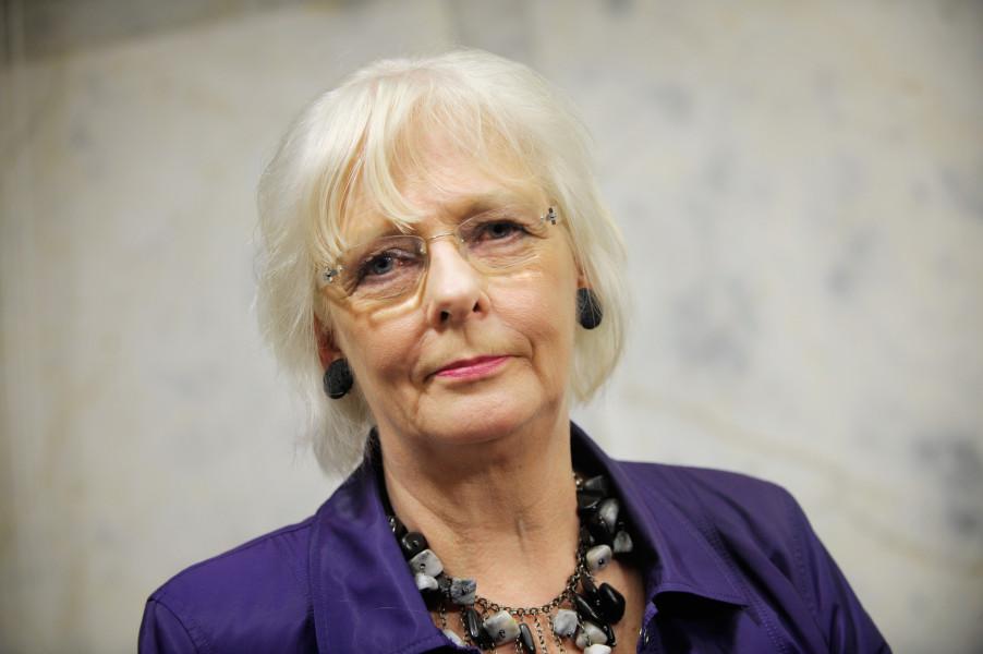 Jóhanna Sigurðardóttir Iceland's Former Prime Minister
