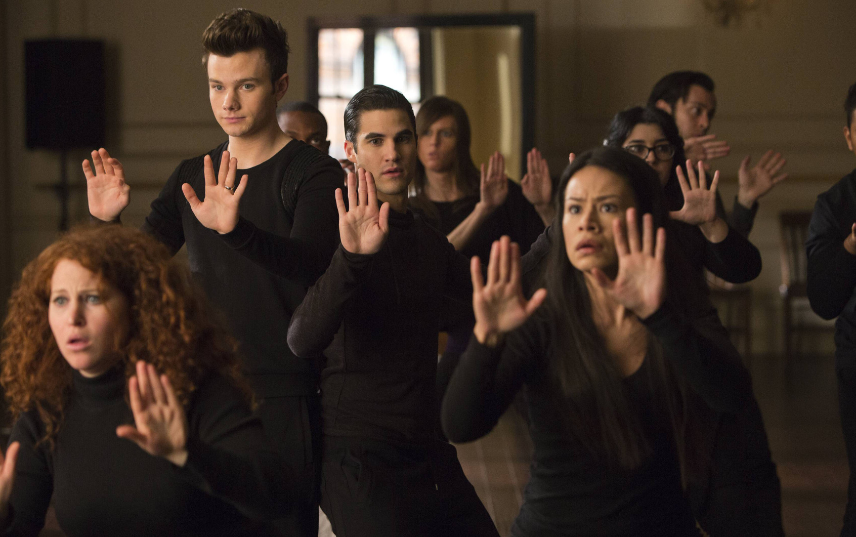 Fall In Love Couples Wallpapers Glee Episode 514 Recap New New York New Levels Of