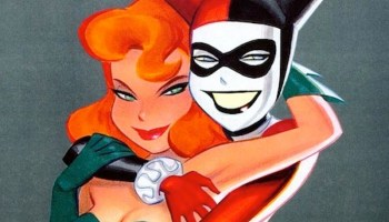 6c630331b966 Drawn to Comics  Harley Quinn and Poison Ivy Finally Have Their ...