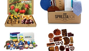 19 Best Subscription Boxes For Last Minute Gifts That