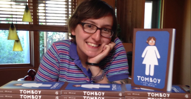 Read A Fcking Book Liz Princes Tomboy Autostraddle