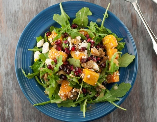 Great-Edibles-Recipes-Buddernut-Squash-Salad-Weedist-640x497
