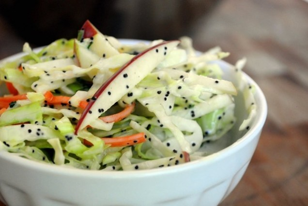 Healing-Recipes-Depression-Cannabis-Cabbage-Salad-with-Sesame-Lime-Dressing-The-Leaf-Online