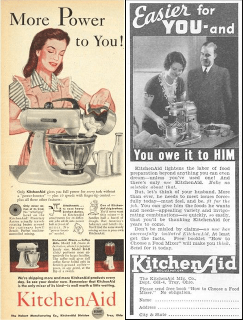 kitchen aid standing mixer distressed island we're all about it: how my kitchenaid stand made me ...