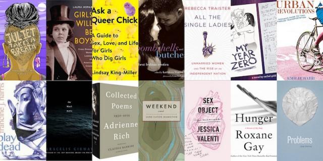 queer feminist books 2016