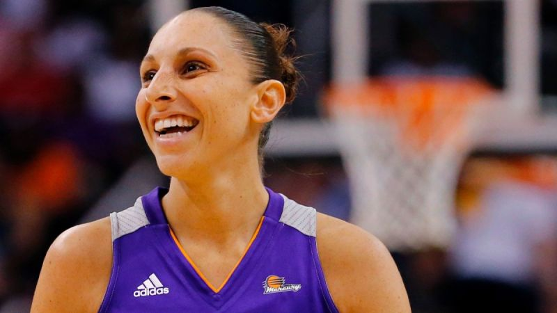 Diana Taurasi Is And Married To Former Wnba Teammate Penny Taylor Autostraddle