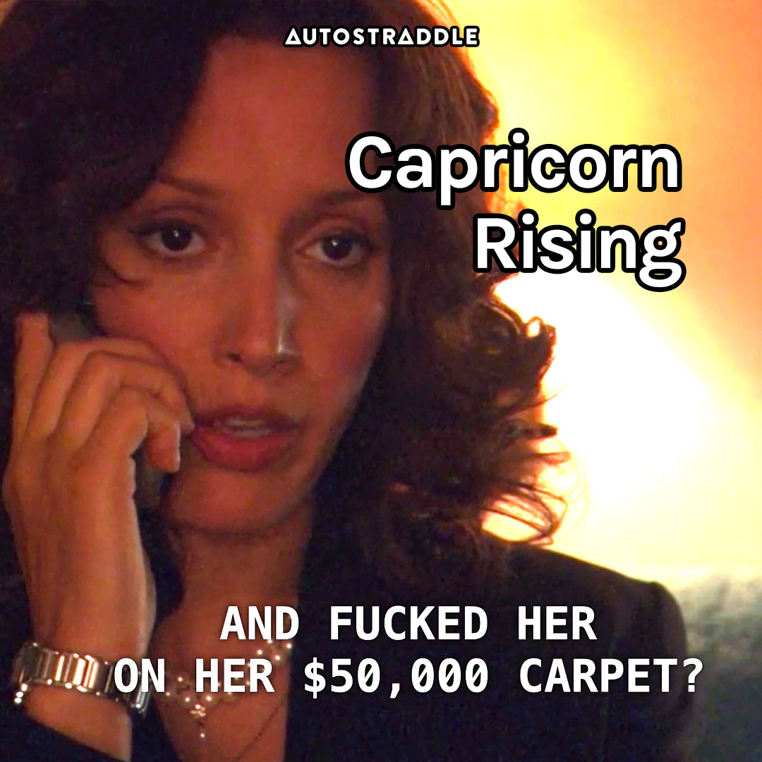 """Capricorn Rising: Bette on the phone """"And fucked her on her $50,000 carpet?"""""""
