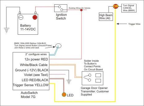 roller garage door wiring diagram for 2 way light switch schematic electric strike color genie sensor