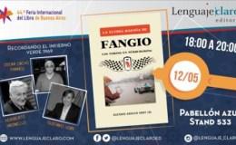 Pronello y Franco en la Feria del Libro