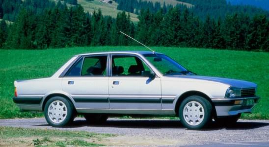 El Peugeot 505 cumple 40 años