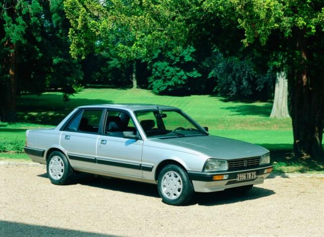 Peugeot 505 V6 de 1986