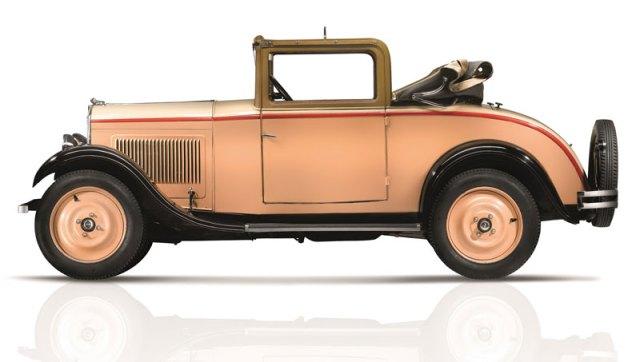 Peugeot 201 cabriolet