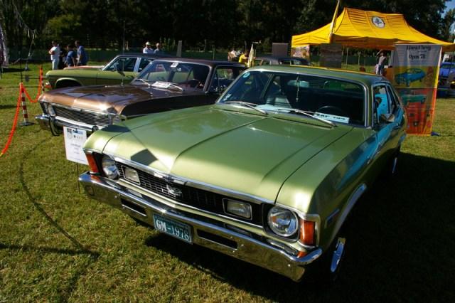 50 años del Chevrolet Chevy