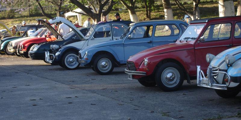 Encuentro del Citroen Club Buenos Aires