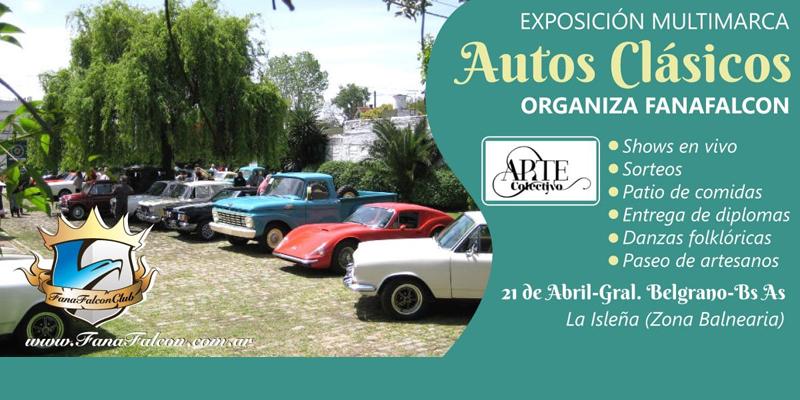 Exposición Multimarca en General Belgrano