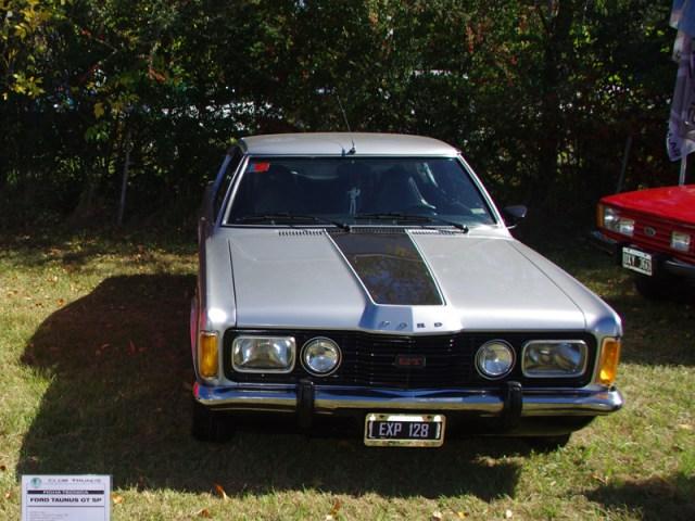 El Taunus GT SP cumple 40 años y lo celebra en Expo Auto Argentino.
