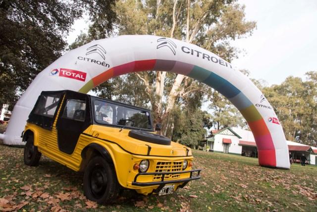 Serie Origins de Citroën