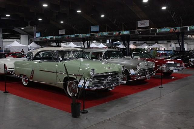 8º Salón del Automóvil Clásico