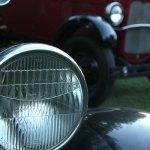 Exposición de Automóviles y Motos Antiguos en Monte Grande