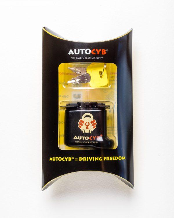 autocyb car lock vehicle cyber security