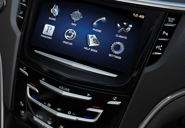 cadillac-CUE-navigation-unit-Auto-technology-repair-mesa-az