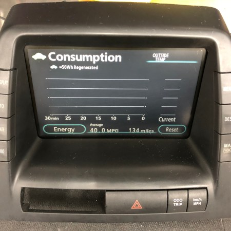 Toyota-prius-navigation-multi-function-display-auto-technology-repair-mesa-az