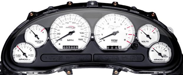Ford Mustang Odometer Repair