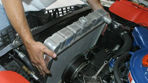 Radiator Repair in San Ramon, CA