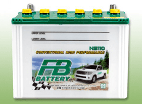 FB BATTERY NS110