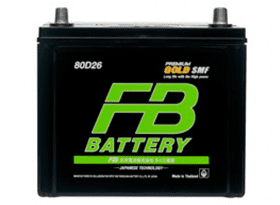 FB BATTERY PREMIUM GOLD 105D31R-SMF