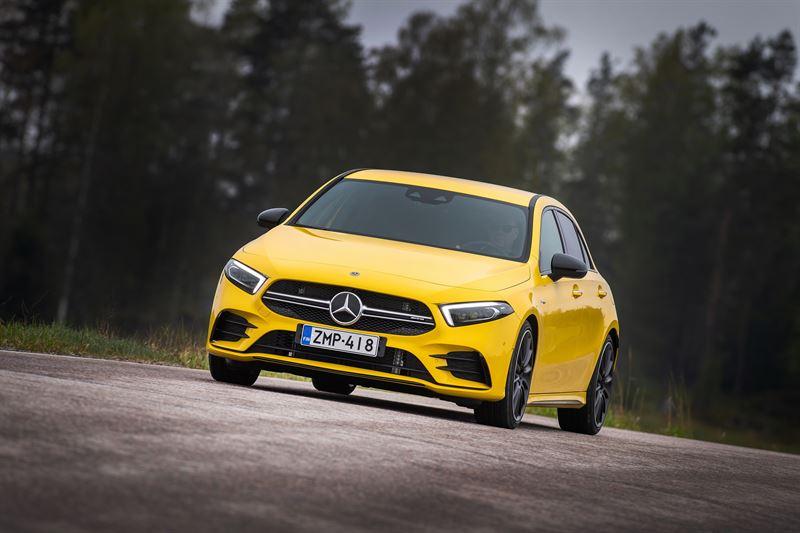 Sykähdyttävän Driving Performance -maailman aloitusmalli