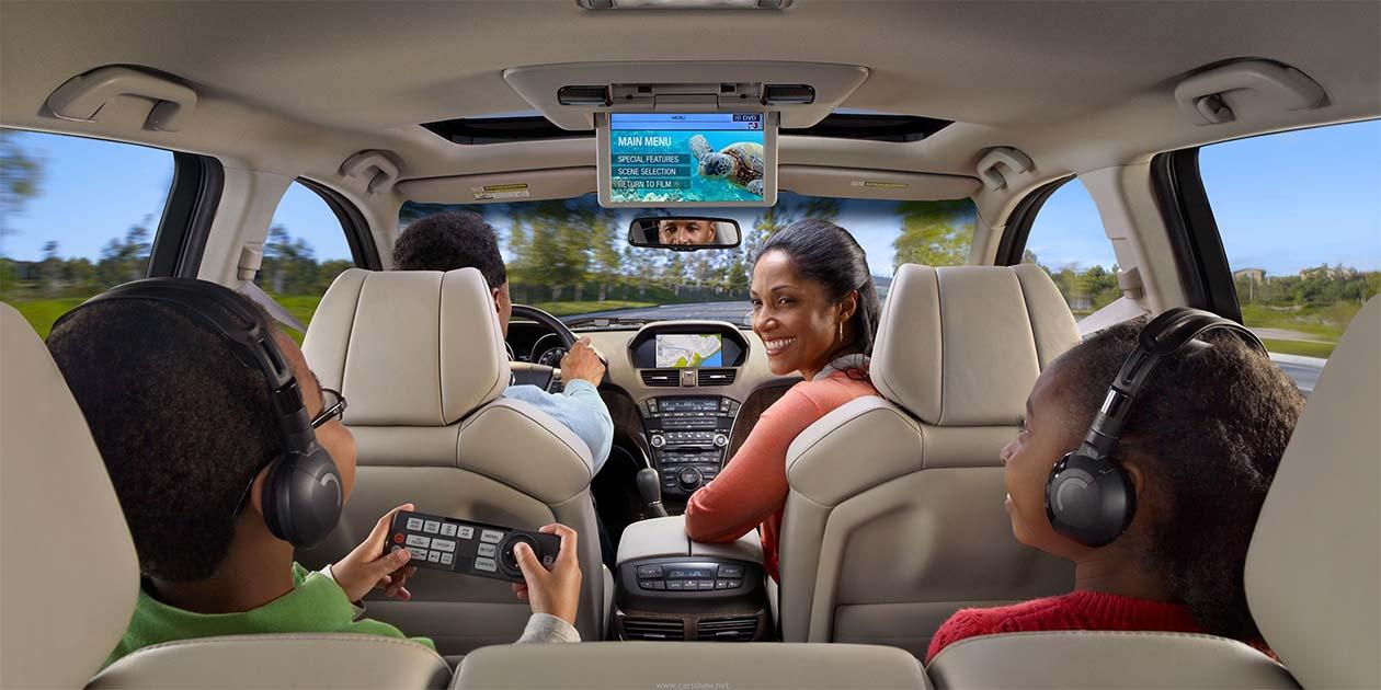 Nykyaikaisten autojen viihdejärjestelmät