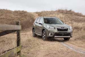 Subarun jälleenmyyntiarvo tutkitusti paras
