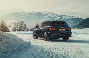 Bentley Suomen jälleenmyynti- ja huoltoliike avattu