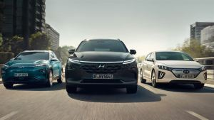 Hyundailla Suomessa kasvun vuosi 2019