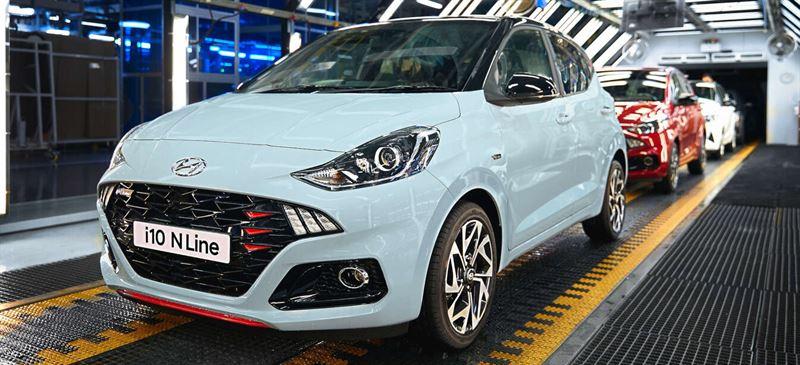 Täysin uusi Hyundai i10 N Line saapuu Suomeen
