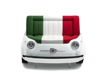 Fiat 500 Design Collection Sofa