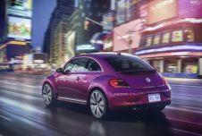 Volkswagen Maggiolino Pink Edition